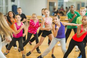 lapset - liikunta - tanssi