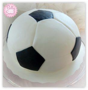 jalkapallokakku, hieno jalkapallokakku