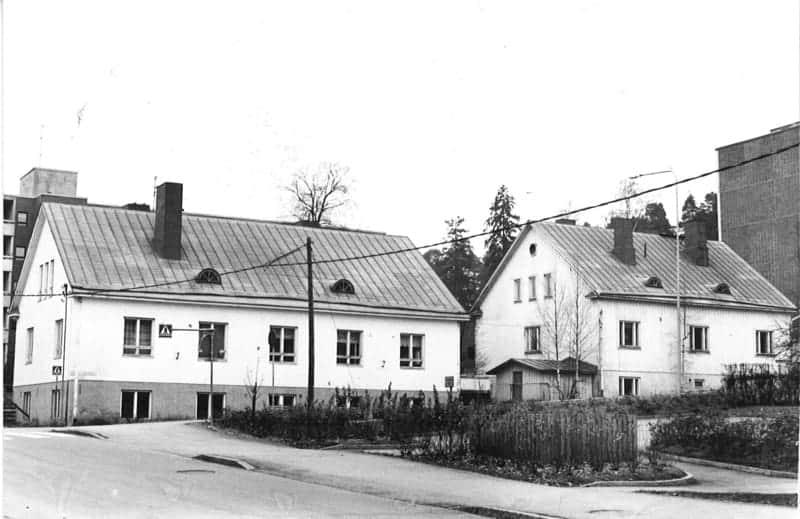 harjula - historia