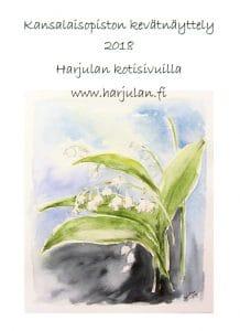harjula - kansalaisopisto - nayttely
