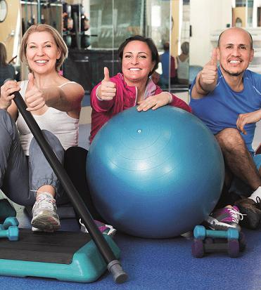 Harjula Loppukevään liikuntakurssit