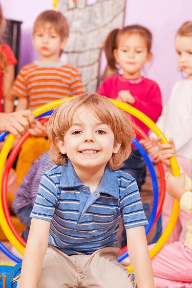 Harjula Perhe- ja lasten liikunta