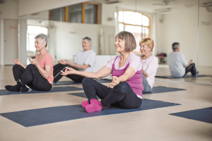 mindfulness, -meditaatio - rentoutus