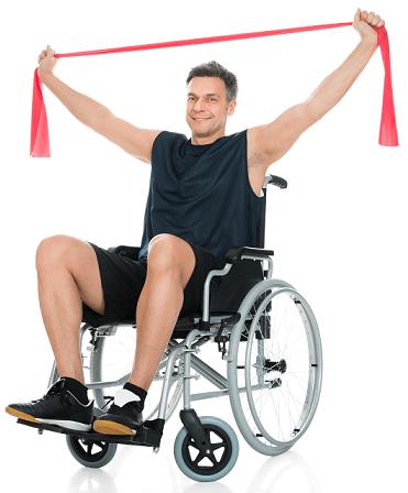seniori - paivatoiminta - kuntoutus - pyoratuoli
