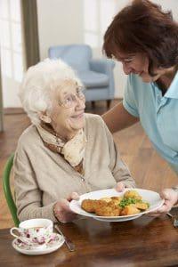 Harjulan ateriapalvelun kautta voi tilata ateriat kotiin