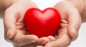Lahjoita sydämellä
