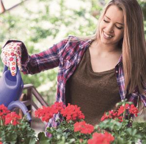 Harjulan kansalaisopistolla järjestetään puutarhanhoitokursseja.