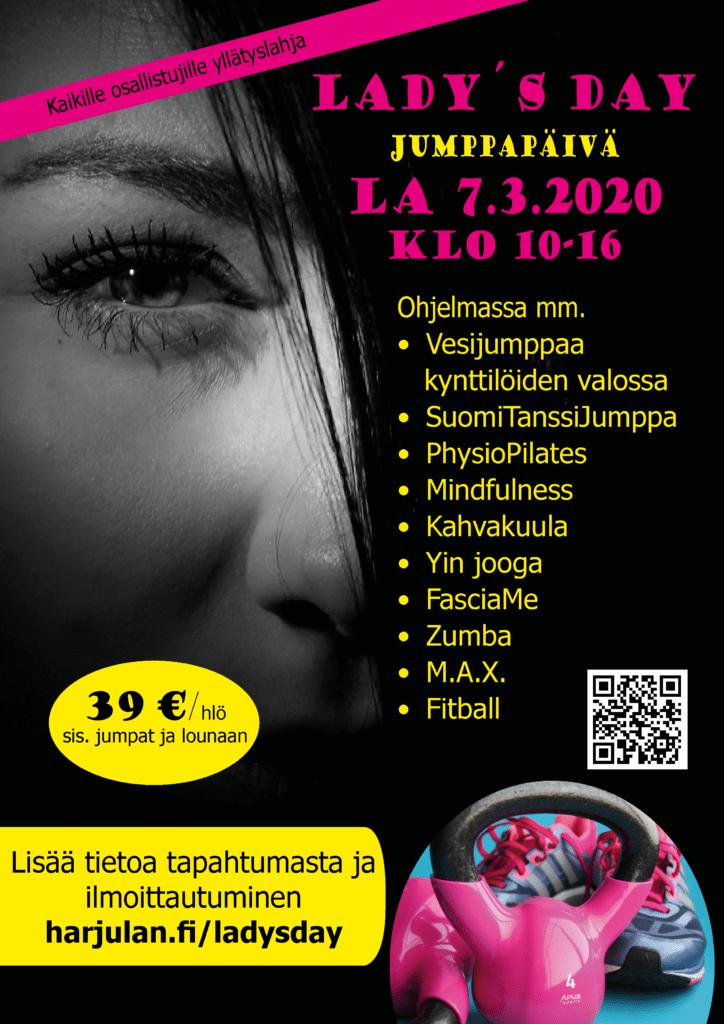 Harjula Lady's Day 7.3.2020