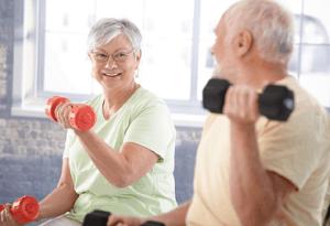 Senioreiden liikuntaryhma